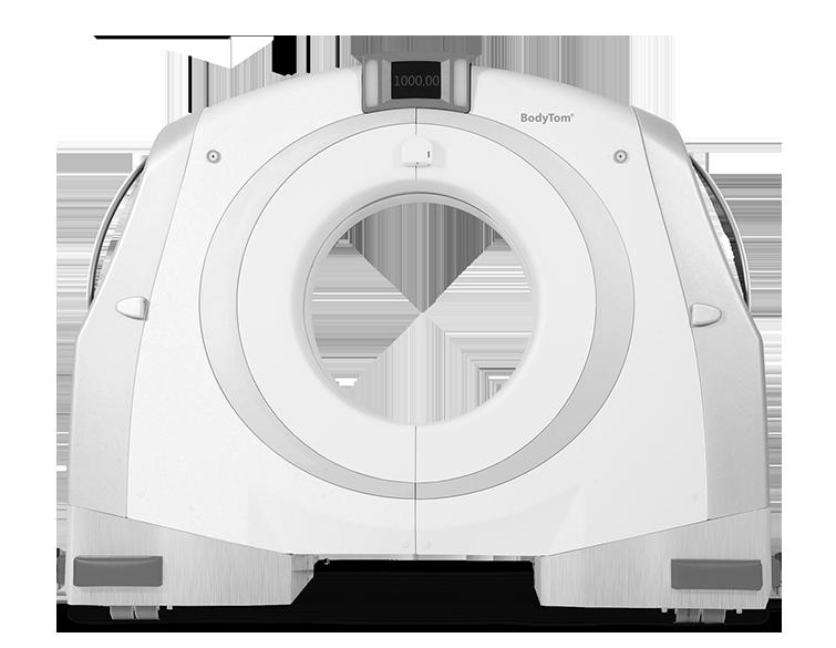 The world's 1st portable full body 32-slice CT scanner Sample