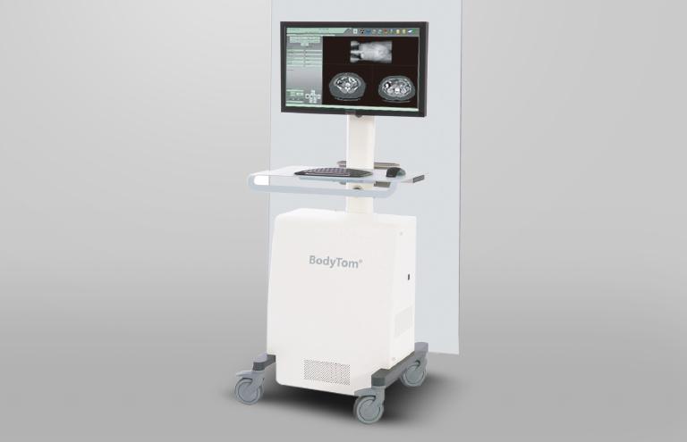 Portable imaging station Sample