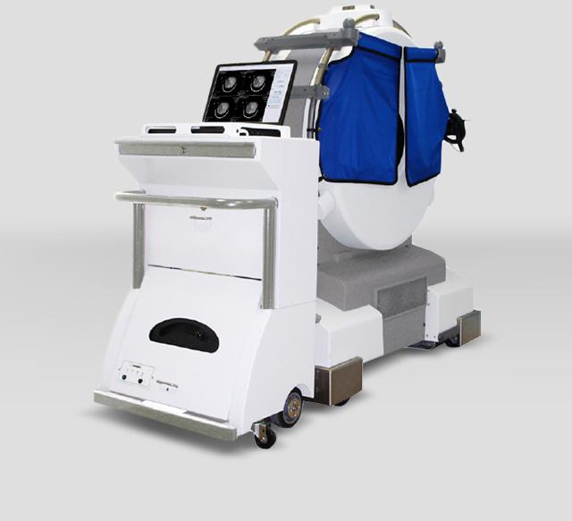 Scanner Drive System (SDS) workstation cart Sample