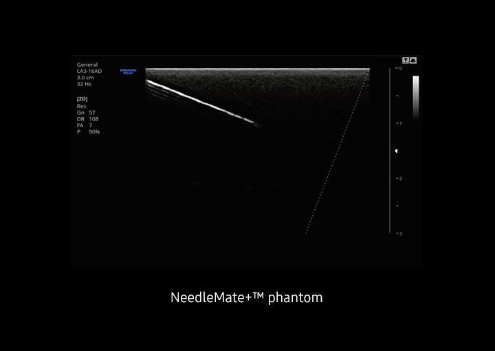 NeedleMate + Sample