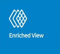 Enriched View Exquisite Image Quality