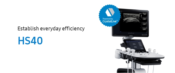 Establish everyday dfficiency, HS40